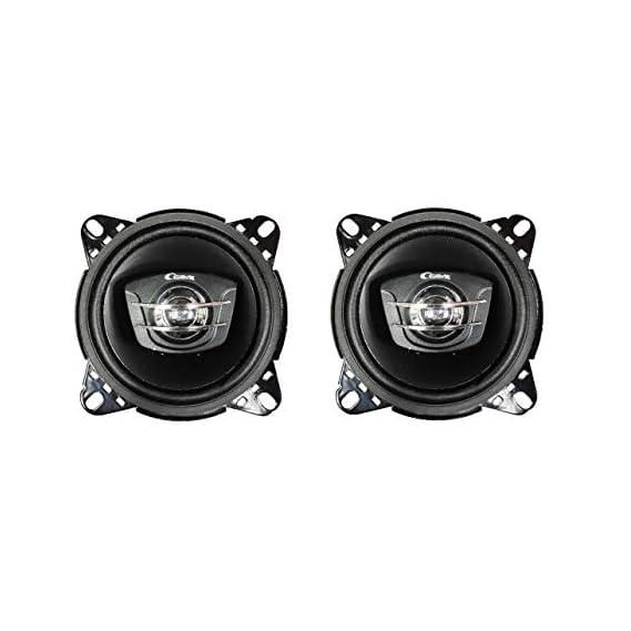 Cave 4 Inches,car Door Speaker 4' Car Speakers (Cave 115)