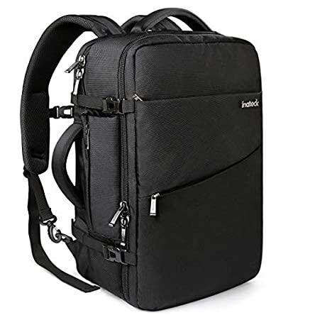 Inateck 40L Travel Backpack, Flight Approved Carry...