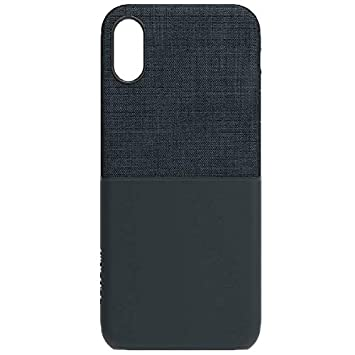 new styles 8422b a105a Incase Textured Snap Protective Case Cover for iPhone X - Navy