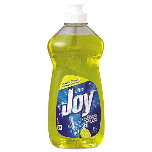 (Joy 00614 Dishwashing Liquid, Lemon, 12.6 oz Bottle (Case of 25))
