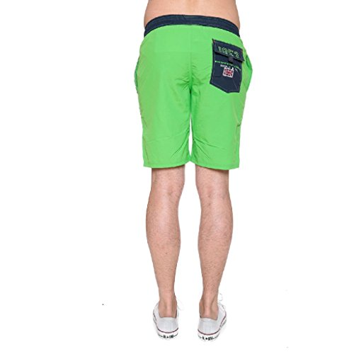 Geographical Norway - Quodesh Men Badeshort (S, F-GREEN)
