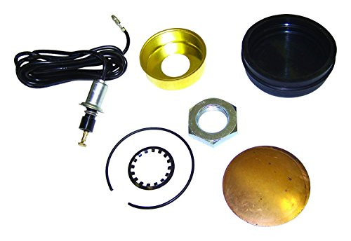 Jeep Horn Button - Crown Automotive (927416K Horn Button Kit