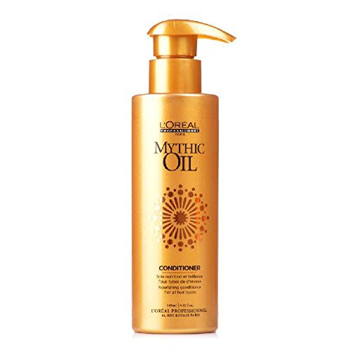 L'Oreal Professional Mythic Oil Nourishing Conditioner, 6.42 Ounce