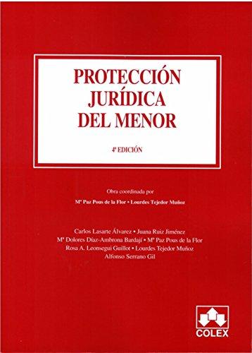 Descargar Libro Protección Juridica Del Menor Maria Dolores Díaz-ambrona Bardaji