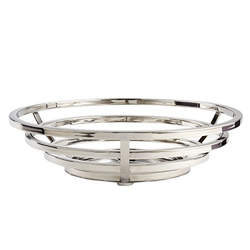 Fruit Elegance (Elegance Stainless Steel Beam Round Basket)