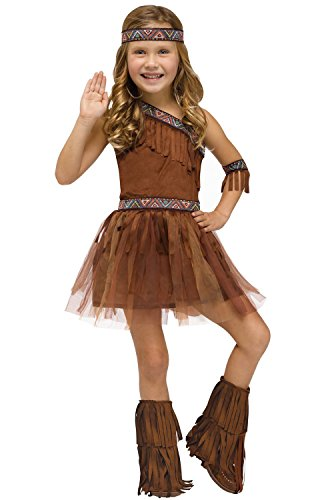 [Give Thanks Indian Toddler Costume] (Toddler Indian Costumes)