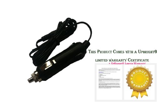 UpBright® NEW Car DC Adapter For Philips PET741B/37