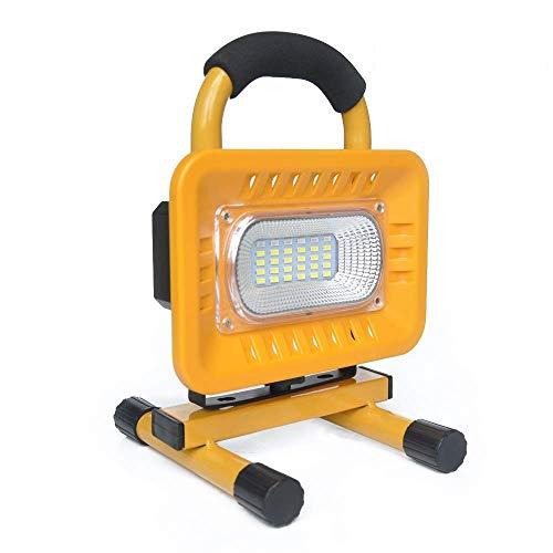 Portable Flood Light Fixture in US - 6