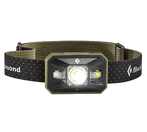 Black Diamond Storm Headlamp, Dark (Big Headlamp)