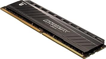 Ballistix Tactical BLT8G4D30AETA - Memoria RAM de 8 GB (DDR4, 3000 MT/s, PC4-24000, DR x8, DIMM 288-Pin)