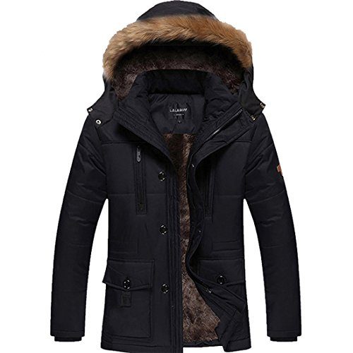 Jacket Mens Coat - 3