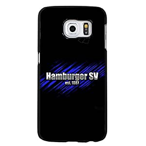 Fool Proof Stylish Hamburger Sportverein Phone Case Snap on Samsung Galaxy S6 Edge+ HSV