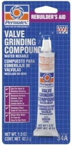 VictoriouStore by Valve Grinding Compound 1.5 Ounce Tube Carded Case of 12 Tubes PTX80036 New!