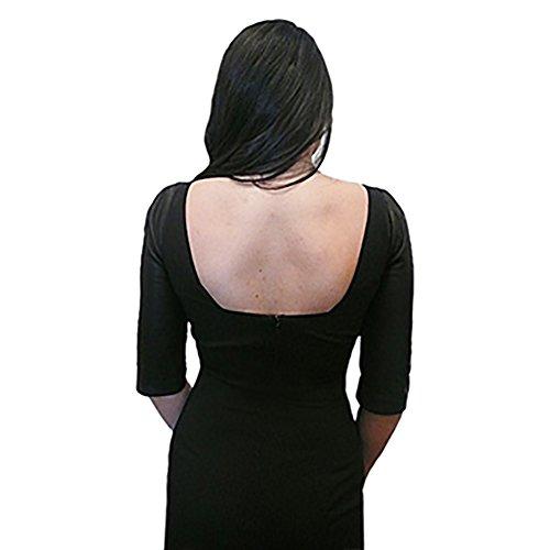 Donne Shrivers Nero Delle Nero Alone Vestito wTTP51q
