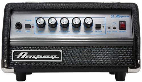 Ampeg Bass Amplifier Head (Micro VR