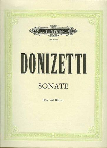 r Flote und Klavier (Edition Peters Nr. 8044) (German Edition) ()