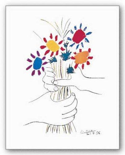 Petite Fleurs by Pablo Picasso 22