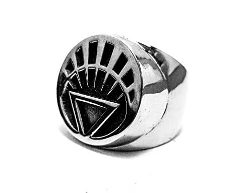 Sinestro Corps Ring Size