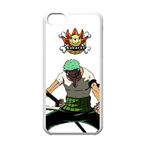 Stylish One Piece Design ipod Touch 6 Cell Phone Case Funda blanco 131