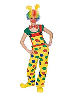 Rubies 1 3217/020 40 - Disfraz de payasa para mujer (talla 40)