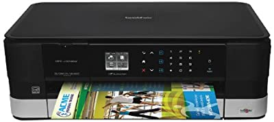 Brother Printer MFCJ4310DW Wireless Color Inkjet Printer with Scanner, Copier and Fax, Amazon Dash Replenishment Enabled