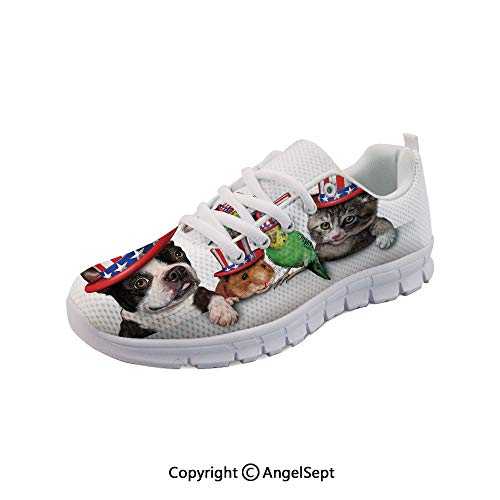 Athletic Shoes Breathable Pet Animal Dog Cat Hamster Fashion Sneakers