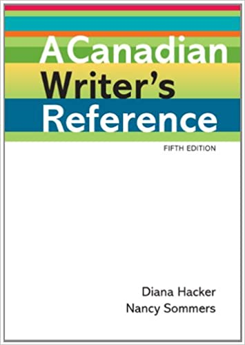 diana hacker thesis Any good grammar/documentation handbook, such as the bedford handbook, 6 th ed, by diana hacker  unified and precise thesis statements.