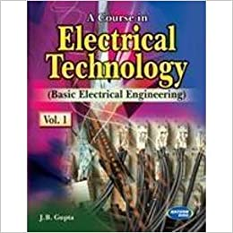 Buy A Course In Electrical Technology Basic Engineering