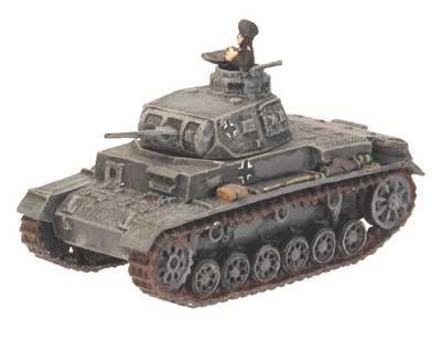 German Panzer War (German: Panzer III E)
