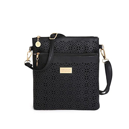 Women Medium Shoulder Bag Handbag Cross-body Bags Cheap Colors for Girl by TOPUNDER ZU