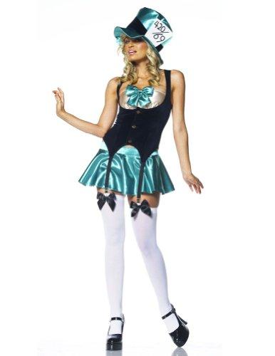 Tea Party Hostess Costumes (Tea Party Hostess Adult Costume - Medium/Large)