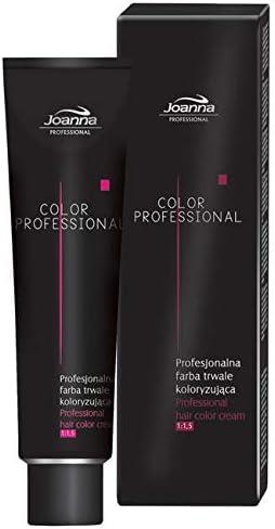 Joanna Professional Tinte permanente para el cabello, 50 g ...