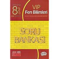 Editör 8. Sınıf VIP Fen Bilimleri Soru Bankası Yeni