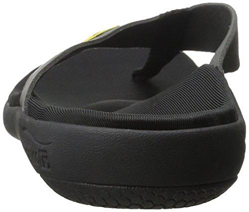 Sandale Toboggan Noir Pur Sandale Spenco Toboggan Des Pur Noir Femmes Femmes Des qA0wxnt1