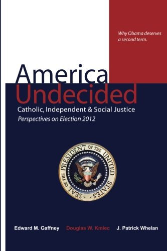 Download America Undecided: When audacious hope gives way to even greater faith. PDF