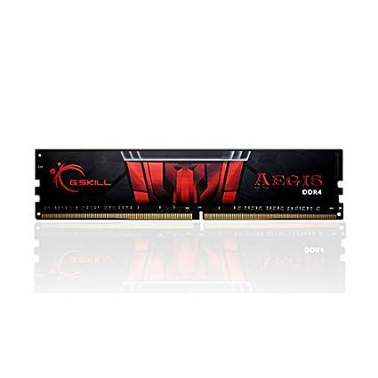 G Skill F4-2133C15S-8GIS - Tarjeta de Memoria de 8 GB, Color Negro