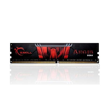 G Skill F4-2133C15S-4GIS - Tarjeta de Memoria de 4 GB, Color Negro