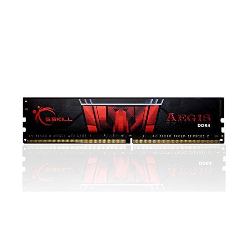 G.SKILL Aegis 8GB 288-Pin DDR4 SDRAM DDR4 2133  Intel Z170 P