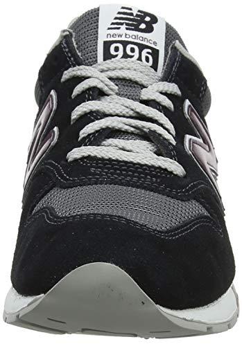 Uomo Burgundy castlerock Grigio 996 Wk nb New Balance Sneaker qnawt60xUT