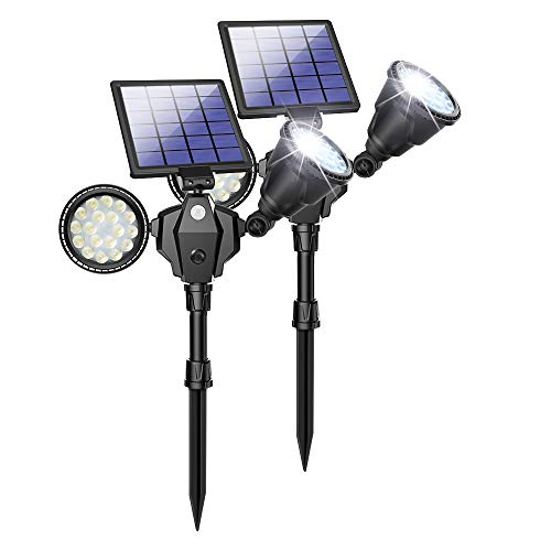 Solar Spot Lamps in US - 6