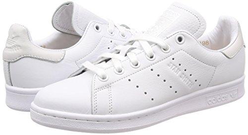 000 Bianco ftwbla Uomo Da Smith Fitness Scarpe Adidas Stan qzYx8