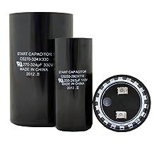 CS88-108x220 - Supco OEM Replacement Motor Start Capacitor 88-108 MFD 220 250 Volt