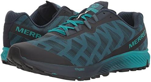 Merrell Agility Synthesis Flex, Zapatillas de Running para Asfalto para Hombre, Azul (Cichlid), 48 EU: Amazon.es: Zapatos y complementos