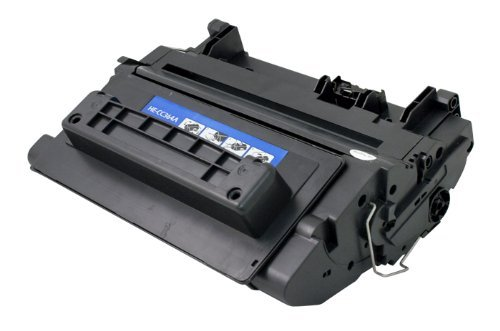 Premium Laser Printer MICR Toner Cartridge Magnetic Ink - Replaces HP CE390A 90A - Compatible with HP All-in-One Printers LaserJet Enterprise