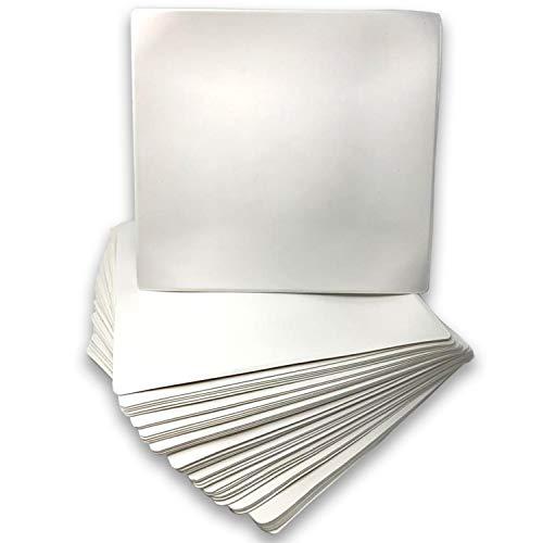 Marky's Square Disposable Plates - 50 pcs. x 10