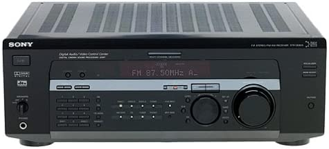 Sony STR-DE835 Surround Receiver Discontinued by Manufacturer