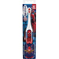 Spinbrush Kids Battery Powered Toothbrush, Spiderman
