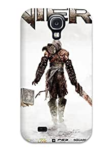 Galaxy S4 Case Slim [ultra Fit] Nier (2010) Game Protective Case Cover