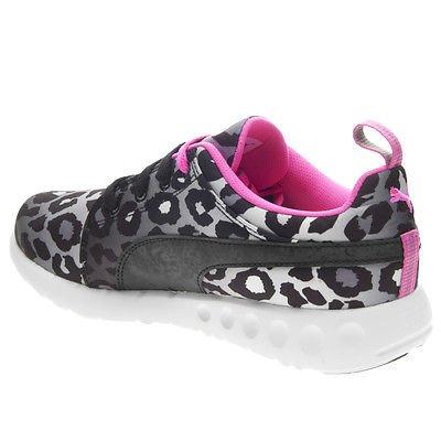 Puma - Zapatillas de Material Sintético para mujer negro NREO