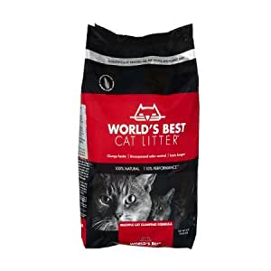 Amazon Prime Clumping Cat Litter